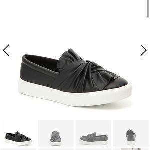 MIA Zoe Bow Slip-On Sneakers